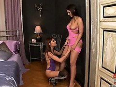 Eve Angel & Jasmine Rouge