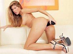 Jennifer Stone Pampering Her Pussy