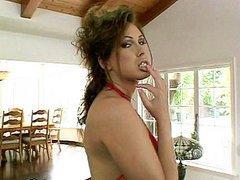Nasty Porn Star Gang Bang