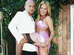 Cock Crammed Latina Porn Star