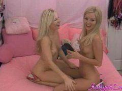 Aaliyah Love kisses Ashley Fires
