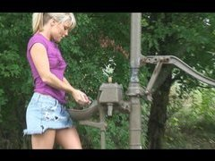 Madden At The Water Pump